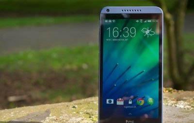Jajaran Foto dan Spek Ponsel Berprosesor 64-Bit, HTC Desire820