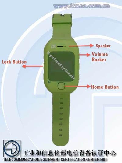 ZTE Siap Besut Smartwatch Berbasis AndroidWear?